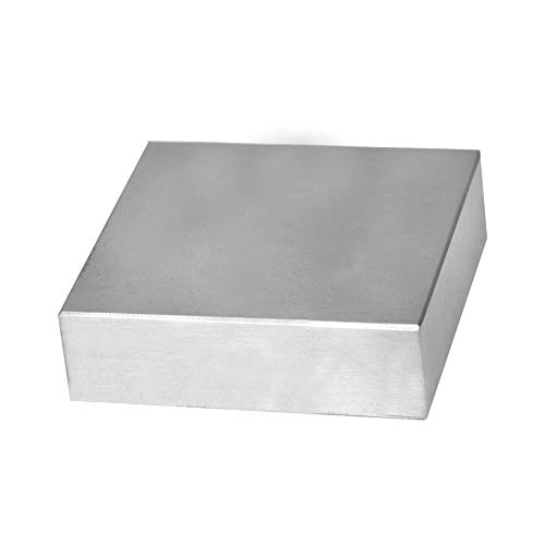 6' x 6' x 3/4' Steel Bench Block Metal Forming Surface Stamping Work Jewelry Tool