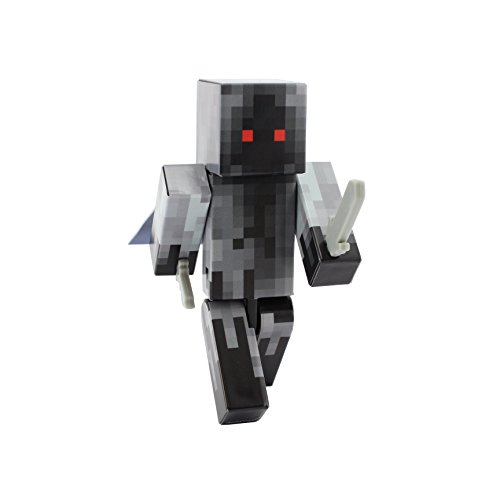 EnderToys Ghost Action Figure Toy, 4 Inch Custom Series Figurines