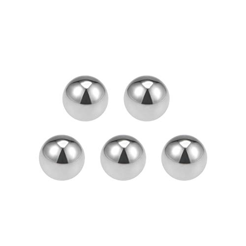 uxcell 3mm Bearing Balls Tungsten Carbide G25 Precision Balls 10pcs
