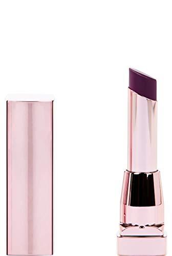 Maybelline New York – Rouge à Lèvres – Color Sensational – Shine Compulsion – Teinte : Plum Oasis (125)