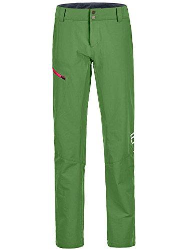 Ortovox Herren Outdoor Hose Pelmo Outdoorhose, Grün (Eco Green), XS