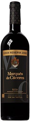 Marqués de Cáceres Vino Tinto - 750 ml