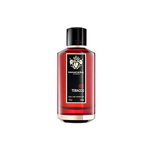 100% Authentic MANCERA Red Tobacco Eau de Perfume 120ml Made in France + 2 Mancera Samples + 30ml Skincare
