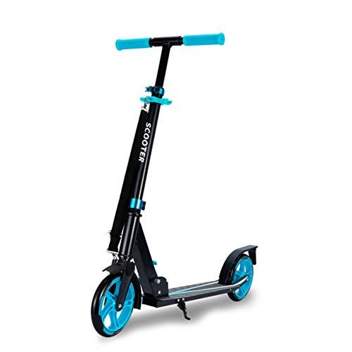 monopattino elettrico ecy mobile Scooter Pieghevole per Bambini Teen Stunt Scooter può Essere Usato Come Un'auto per Pendolari della Città Ed È Leggero E Facile da Trasportare