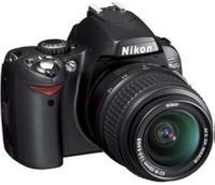 Nikon D40 Appareil Photo Numérique Reflex 61 Kit Objectif Af S Dx