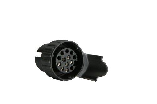 UNITEC 10212 Kurzadapter 12V 7- auf 13-polig