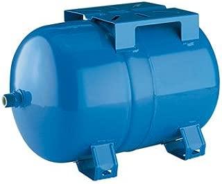 Flotec Horizontal Precharged Water System Tank - 6-Gallon Capacity, Equivalent to a 15-Gallon Capacity Tank, Model# FP7100H
