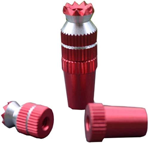 first-us Steuerknüppel Stick Joystick Control Sticks Steuerung M3 Gewinde kurz Rot Aluminium Graupner Futaba Spektrum Alloy Anti-Rutsch-TX Steuerknüppel RC Modellbau Standmodellbau Zubehör Neu