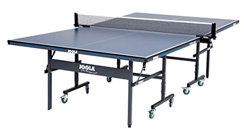 JOOLA Tour - Competition Grade MDF Indoor Table Tennis Table with Quick Clamp...