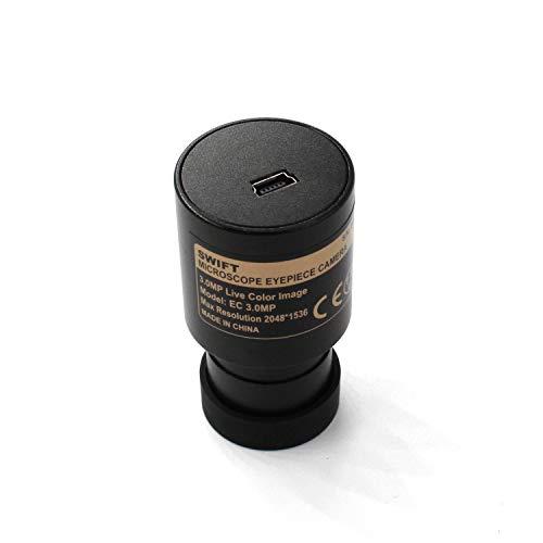 SWIFT Optical Mikroskopkamera mit 3 MP, Okularhalterung & USB 2.0 Erfahrungen & Preisvergleich