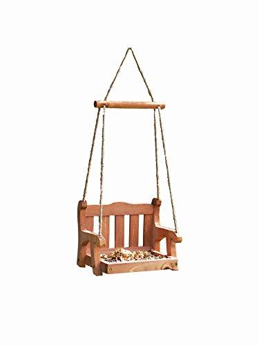 Swing Seat Bird Feeder - Bird Table