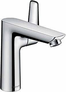 hansgrohe Talis E Modern Premium Easy Clean 1-Handle 1 7-inch Tall Bathroom Sink Faucet in Chrome, 71754001 (B01N9COP16) | Amazon price tracker / tracking, Amazon price history charts, Amazon price watches, Amazon price drop alerts