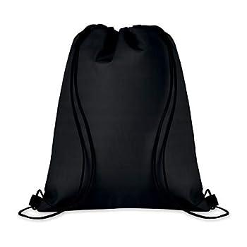 Mid Sac à dos réfrigérateur avec revêtement en aluminium isolant thermique, capacité 15 L, 33 x 42 cm, pour camping, repas (noir)