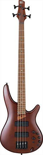 IBANEZ SR-Series - Bajo eléctrico (4 cuerdas, madera de caoba), color marrón