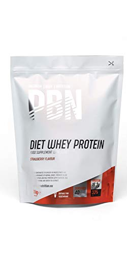 PBN Diet Whey Strawberry 1kg Pouch