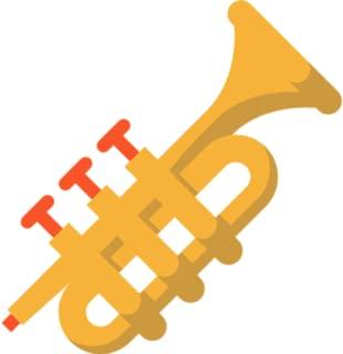 trumpet music maker