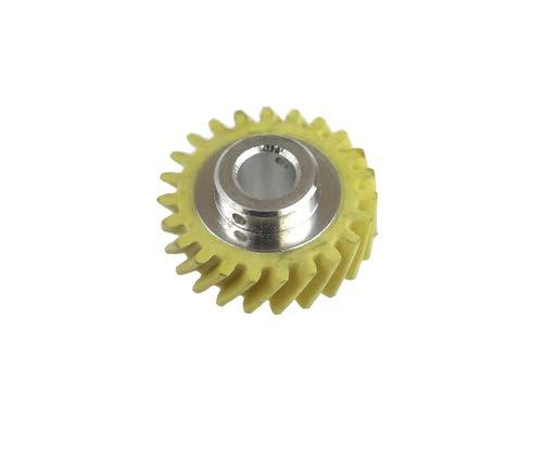 Worm Gear - Engranaje para robot de cocina Kitchenaid 5KSM150, 5KSM45, 5KSM90, 5KSM125, 5KSM175, 5KSM185, 5KSM156, 5K45SS