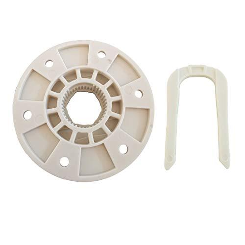 W10528947 - Kit de cubo de lavadora para arandelas Maytag Whirlpool Kenmore, sustituye al número de pieza AP5665171 EAP6012095 PS6012095 W10396887 W10528947VP 2684908