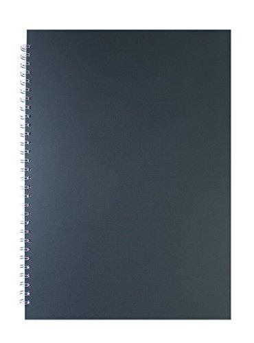 Pink Pig 74353 - Cuaderno de anillas mate (verde) tamaño A3