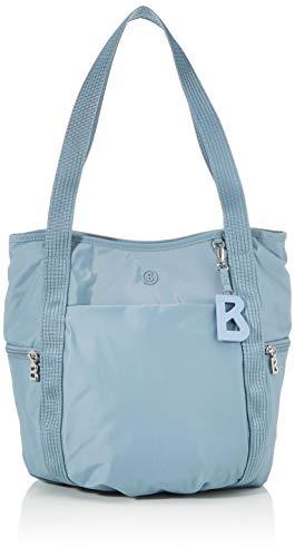 Bogner Damen Verbier Vlexa Shopper Lhz Tote, Blau (lightblue), 21x27x37 cm