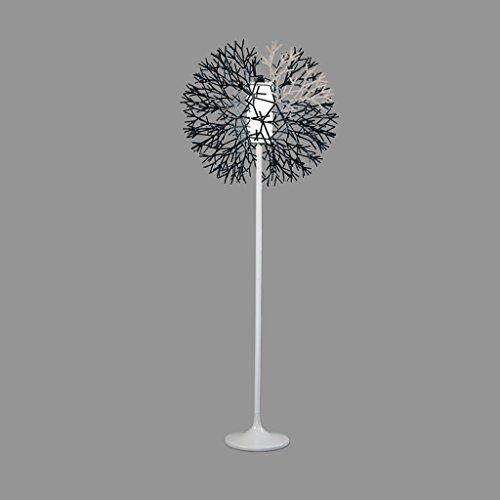 Terra Piantana Nordic Creative Living Room Slaapkamer Coral vloerlamp van hoogwaardig acryl en lampenkap van glas restaurantlamp robuuste metalen basis