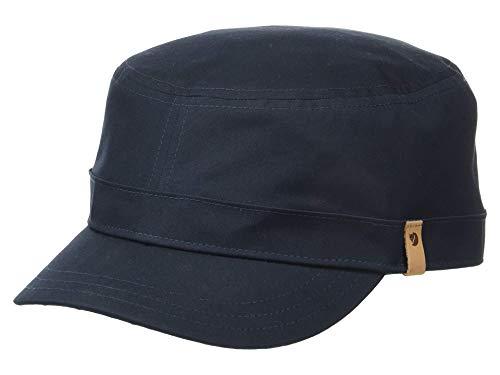 Fjallraven Singi Trekking Cap Chapeau Mixte Adulte, Bleu (Dark Navy), FR : L (Taille Fabricant : L)