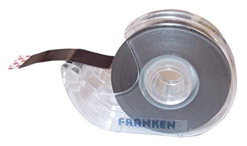 Franken MBS19 Magnetband (19 mm x 800 cm, Stärke: 0,3 mm) schwarz