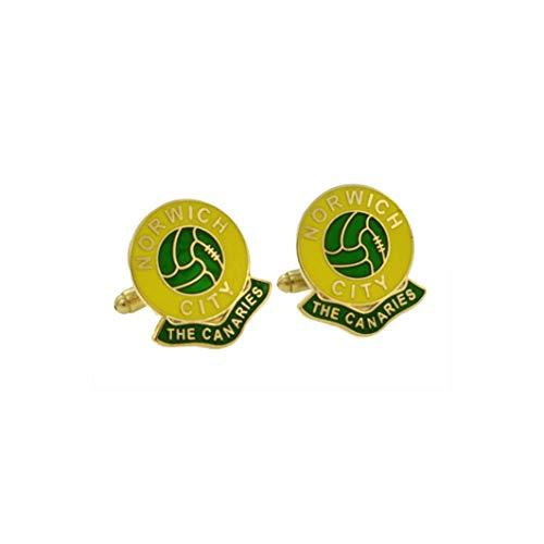 Norwich City Football Club Cufflinks