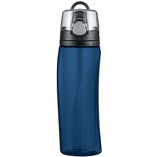 Thermos Eastman Tritan Bouteille d'hydratation avec paille Bleu 530 ml 710ml bleu foncé