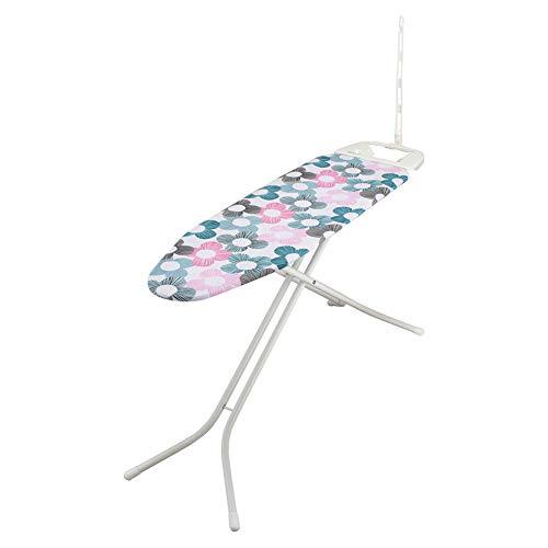 [ ロレッツ ] RORETS スタンド式 アイロン台 長さ112cm プリメーラ 高さ調節可 折りたたみ 9430 Primera Ironing Board (White) Floral Mix スリム 薄型 おしゃれ 北欧 [並行輸入品]