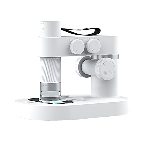 YDYBY Wireless Digital Microscope, Microscope Camera1080P USB Magnification Endoscope, WiFi Portable Magnifier Microscope Android iPhone iPad Tablet Windows Mac