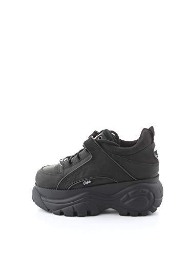 Buffalo 1339-14 2.0 Damen Sneaker, Schwarz, 40 EU