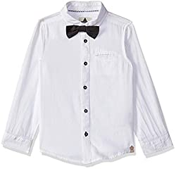 Mothercare Boys  Plain Regular Fit Shirt (Pack of 2)
