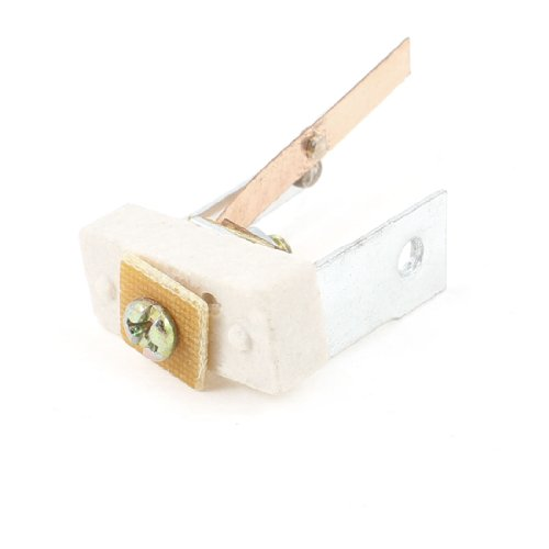 Keuken Elektrische Rijstkoker Thermostaat Thermostaat Thermostaat Onderdelen Zilver Toon Wit