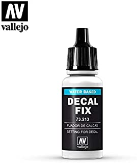 Vallejo Decal Set, 17ml