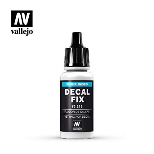 Vallejo (17ml Aufkleber fix Farbe