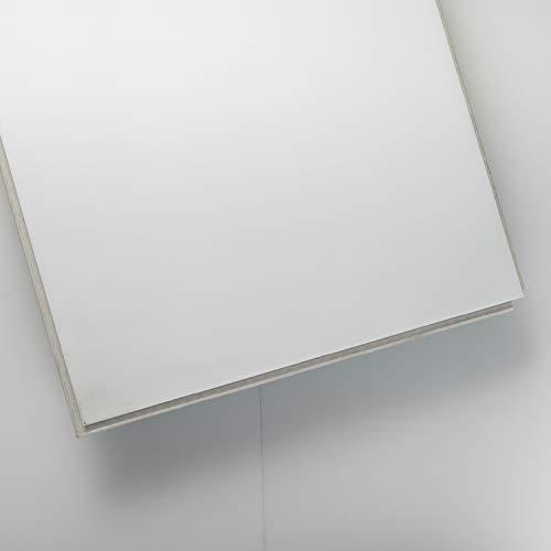 Luxury Vinyl Floor Tiles by Lucida USA   Interlocking Flooring for DIY Installation   10 Wood-Look Planks   MaxCore   24.5 Sq. Feet