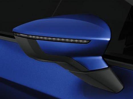Seat Accesorios Originales Lápices de Colores retoque Pintura BICAPA (Mistery Blue)