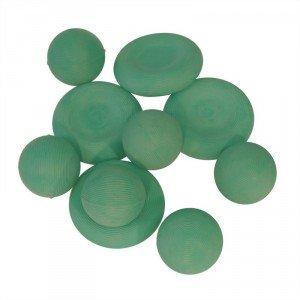 6 Balles de lavage + 4 Battoirs