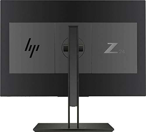 HP Z24i G2 (24 Zoll / WUXGA) Business Monitor (VGA, HDMI, DisplayPort, USB 3.0, 5ms Reaktionszeit, 60Hz) schwarz - 5