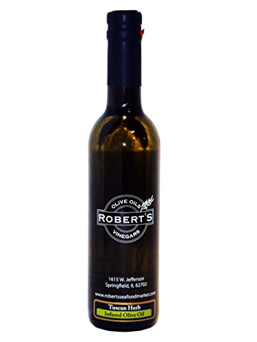 Robert'S Extra Virgin Infused Olive Oil - Tuscan Herb (200Ml)