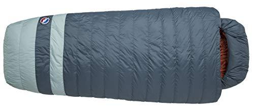 Big Agnes Diamond Park 0 (600 DownTek) Backpacking and Camping Sleeping Bag, 0 Degree