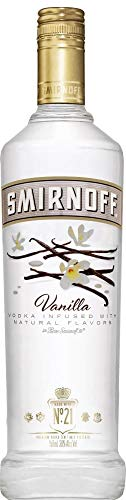 Smirnoff Flavored Vodka, Vanilla, 750 mL, 70 Proof