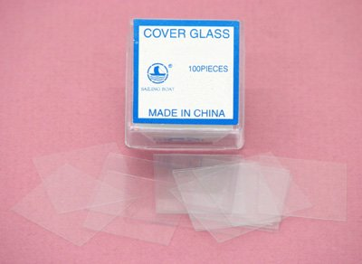 SEOH 24mm x 24mm Glass Cover Slips