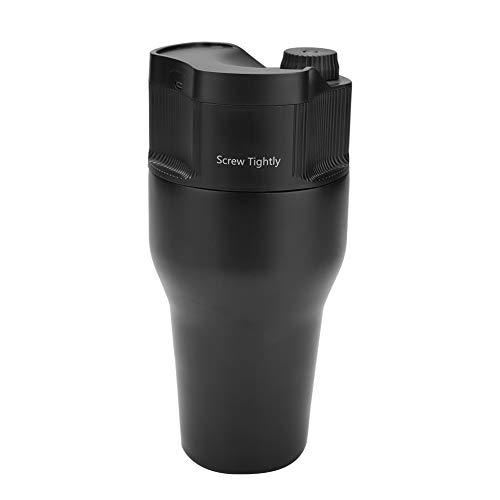 Draagbare mini huishoudelijke usb elektrische koffie capsule machine reizen koffiezetapparaat outdoor 550 ml koffiezetapparaat voor buiten (zwart)