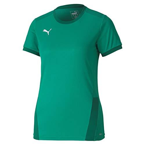 PUMA Teamgoal 23 Jersey W Camiseta, Mujer, Pepper Green/Power Green, XS