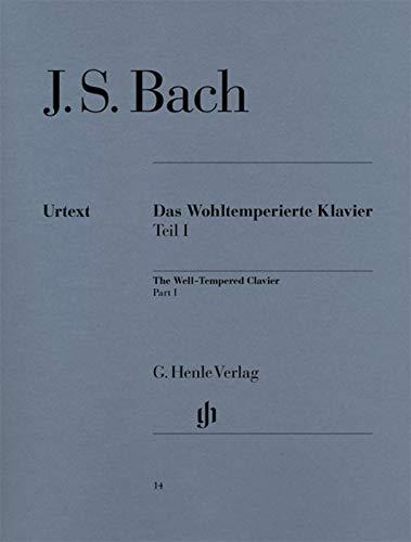 Clavier Bien Tempere Volume 1 Bwv846 869 Piano