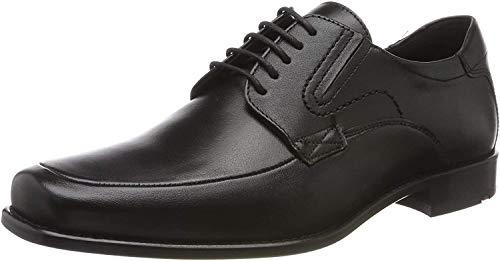 LLOYD Kelton Business-Schuhe, Schwarz