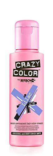 Crazy Color Coloration Fugace Lilac 100 ml