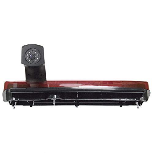 HD 720p achteruitrijcamera derde dak Top Mount remlicht camera remlicht parkeercamera achteruitrijcamera voor Ford Transit Connect Wagon XLT Transporter Minivan 2014 – 2017